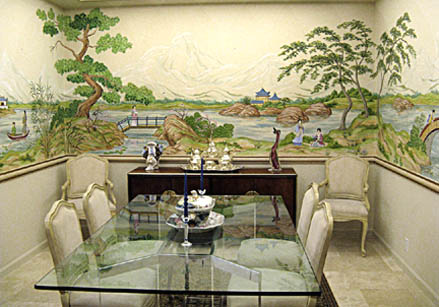 Nice Above: A Typical Florida Everglades Type Of Scene, Perfect For A Bathroom  Wall. Part 29