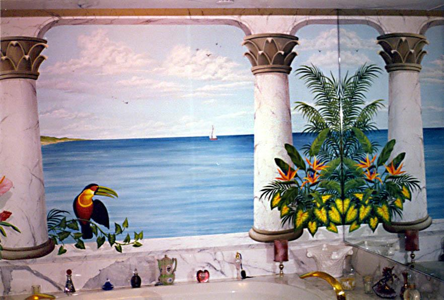 Mural Mural On The Wall Inc