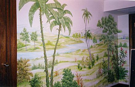 Landscape Mural ,  Mural Mural On The Wall, Inc.