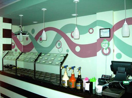 Restaurant Mural, Mural, Mural On The Wall, Inc.